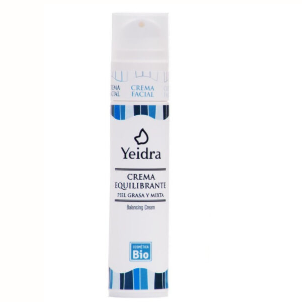 crema hidratante equilibrante ecologica yeidra 50ml