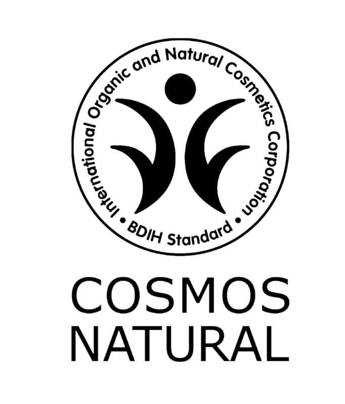 Certificado Cosmos Natural