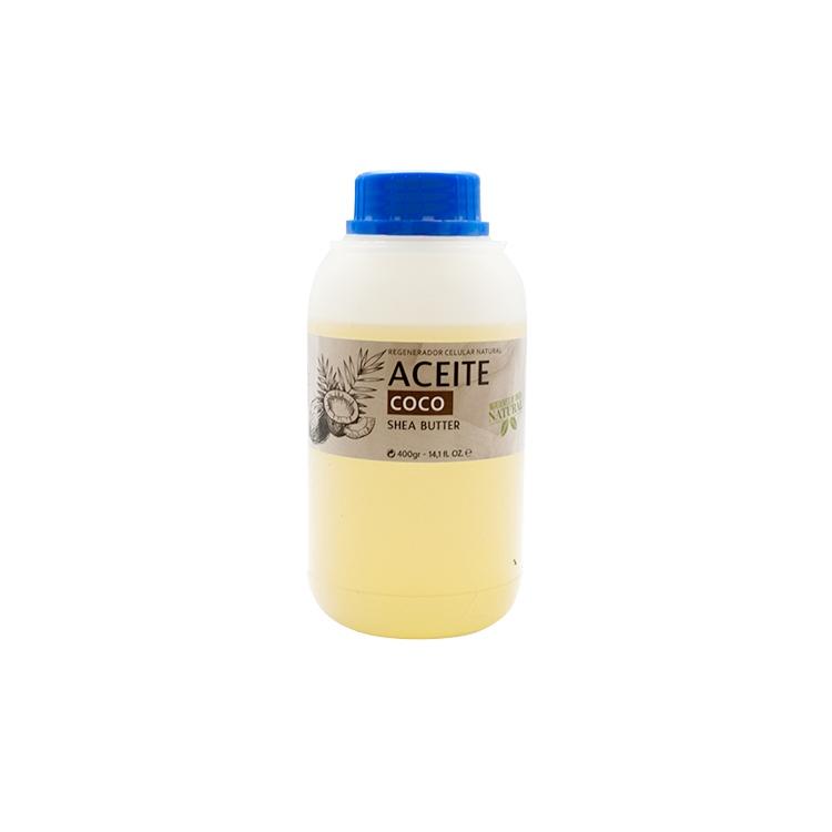 Aceite de coco puro