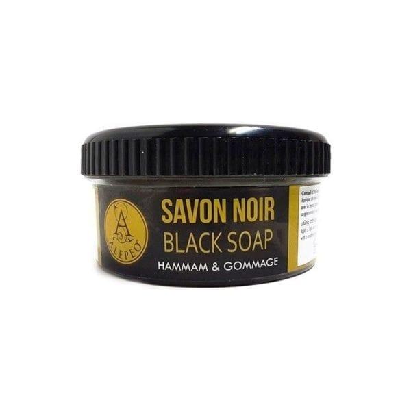 Jabón Negro de Alepo en pasta 100% Natural