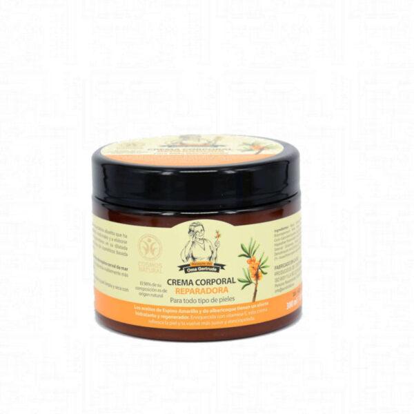 Crema corporal natural reparadora piel seca Oma Gertrude