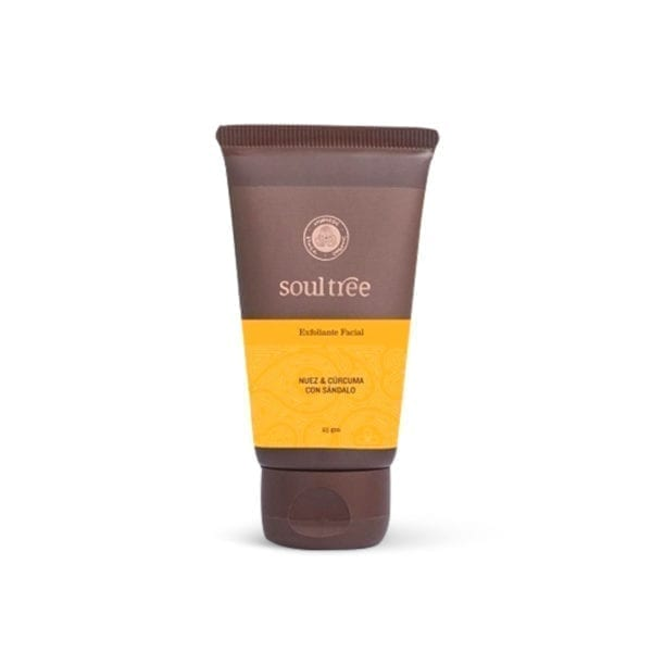 Exfoliante Facial Ayurveda Soultree