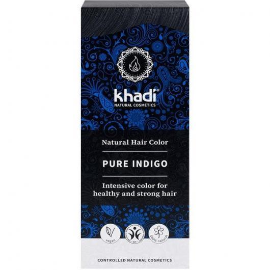 tinte natural ayurveda negro indigo khadi