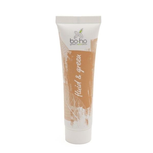 Base de maquillaje fluido Oil Free BOHO GREEN