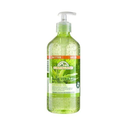 Gel de Aloe Vera puro Corpore sano