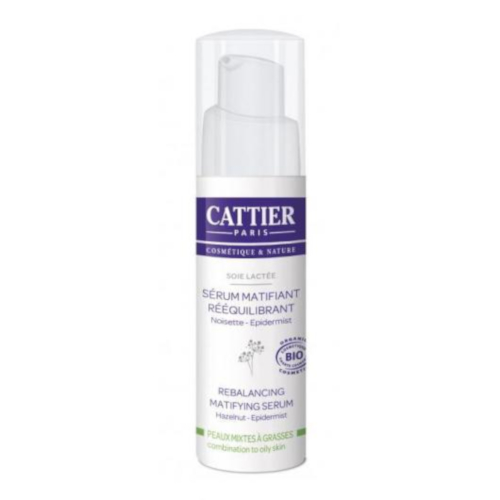 Serum equilibrante matificante facial cattier