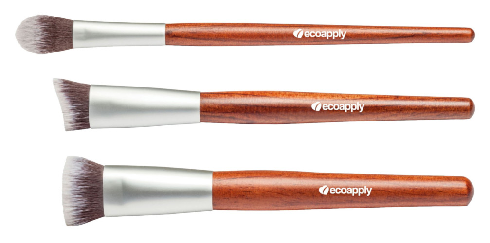 Set de brochas Contouring Ecoapply