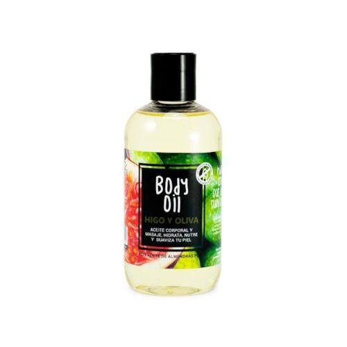 Aceite masaje y baño higo y oliva Bubbles Colors