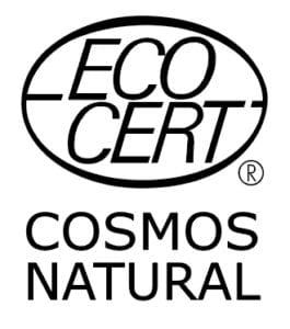 Ecocert Cosmos Natural Logo