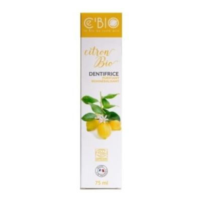 pasta de dientes blanqueadora aceite de limon