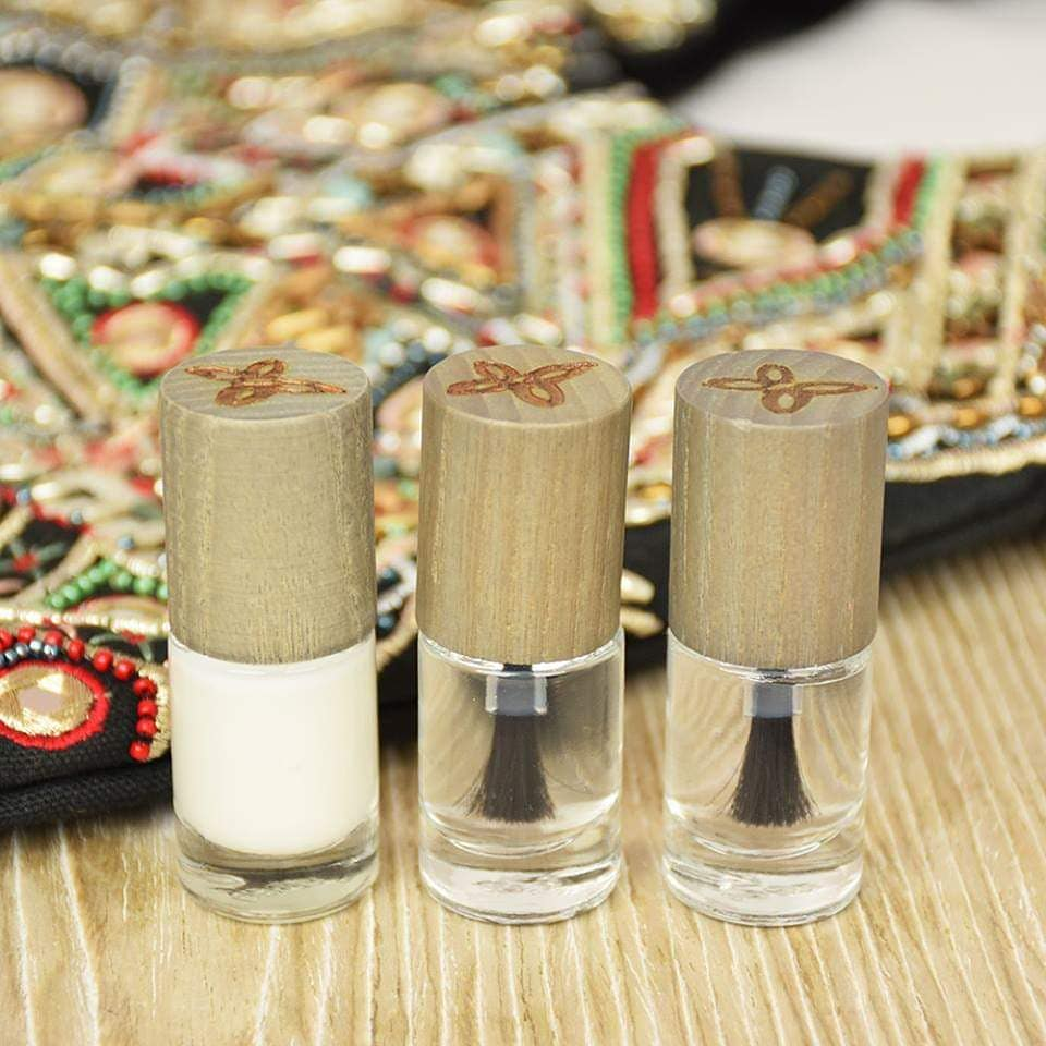 esmalte de uñas endurecedor boho