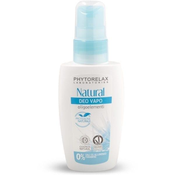 desodorante natural vaporizador con oligoelementos harbor phytorelax