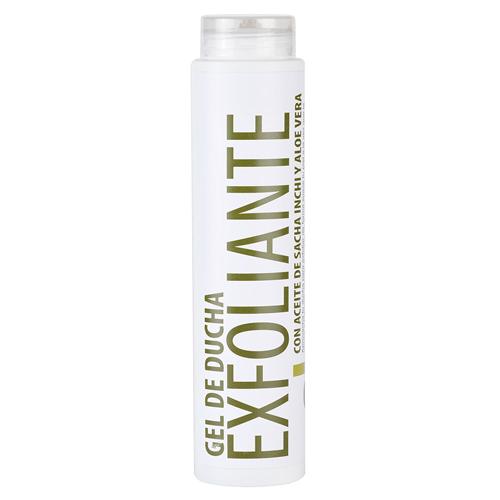 gel de ducha natural exfoliante fundacion adsis equimercado