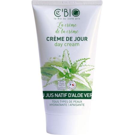 crema facial hidratante de dia de aloe vera cebio