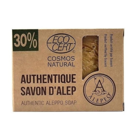 Autentico Jabon Natural de Alepo 30%