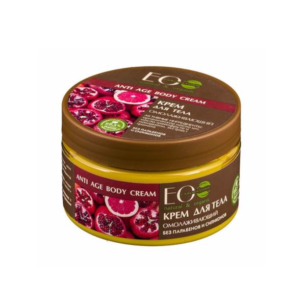 crema corporal organica antiedad eo laboratorie 250gr