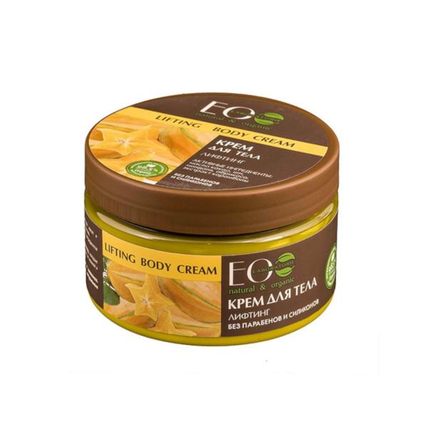 crema corporal organica efecto lifting eo laboratorie 250gr
