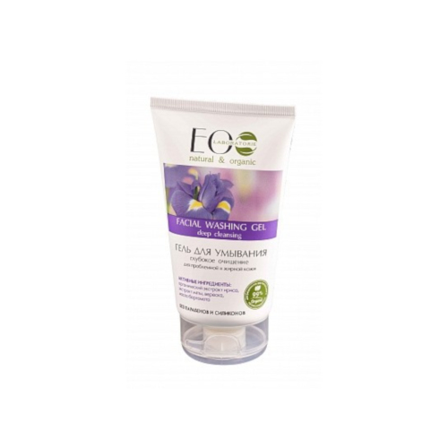 gel limpiador facial natural limpieza profunda eo laboratorie 150ml