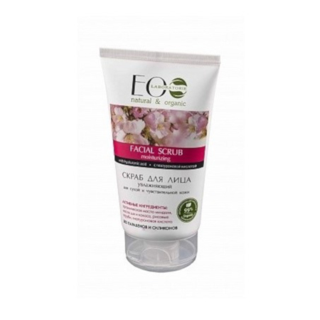 gel exfoliante facial natural hidratante eo laboratorie 150ml