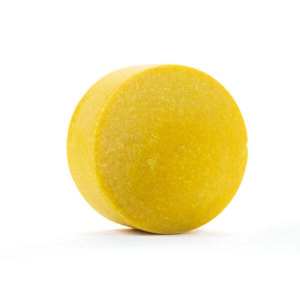 champu solido natural de calendula cuero cabelludo sensible di oleo 100gr