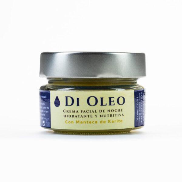 crema facial de noche hidratante y nutritiva di oleo 60ml
