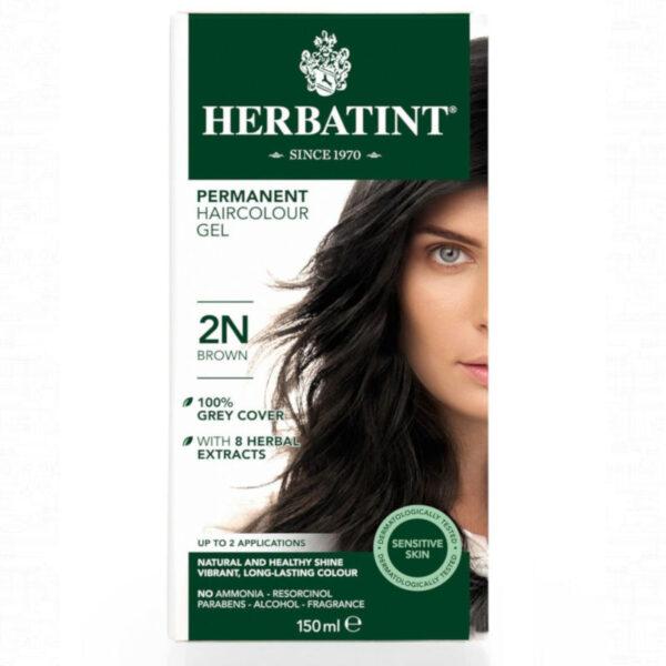 2n moreno tinte natural herbatint