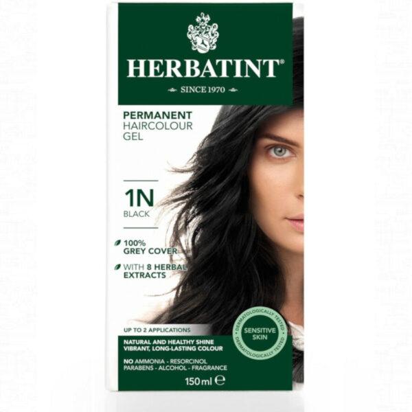 1N tinte natural negro herbatint
