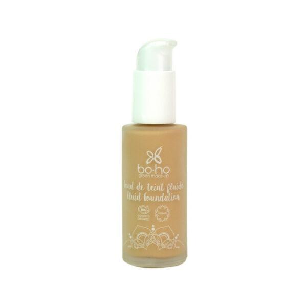 base de maquillaje fluida 03 sable vegano natural Boho