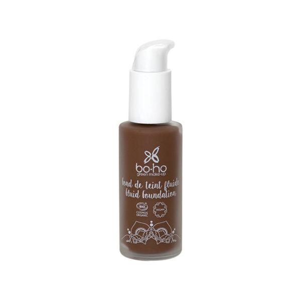 base de maquilla0je fluida 11 expresso vegana natural Boho
